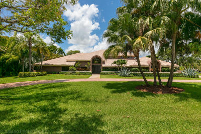 Cypress Head Single Family Home For Sale: 7011 Hialeah Lane