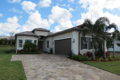 Boynton Beach Single Family Home For Sale: 12566 Crested Butte Avenue