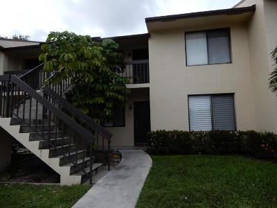 Boca Raton Condo For Sale: 6585 Somerset Drive #102