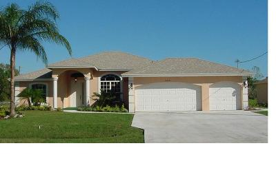 Port Saint Lucie Single Family Home For Sale: 2992 SE Buccaneer Circle