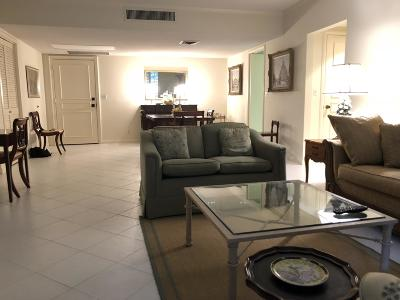 Palm Beach Rental Leased: 226 Brazilian Avenue #1a