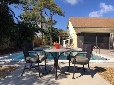 Delray Beach Single Family Home For Sale: 15891 SW 8th Avenue