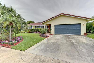 Boca Raton Single Family Home For Sale: 960 SW 15th Street