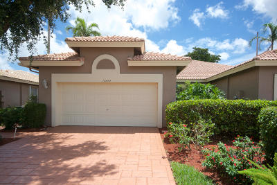 Boynton Beach Single Family Home For Sale: 10844 Royal Caribbean Circle