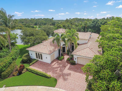 Palm Beach Gardens FL Single Family Home For Sale: $1,590,000