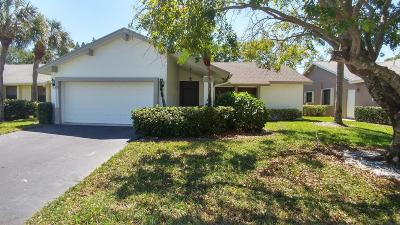 Boca Raton Single Family Home Contingent: 10554 180th Place S