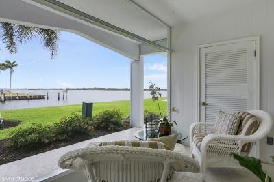 North Palm Beach Condo For Sale: 111 Shore Court #114