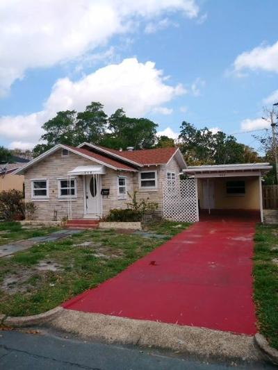 West Palm Beach Single Family Home For Sale: 415 47th Street
