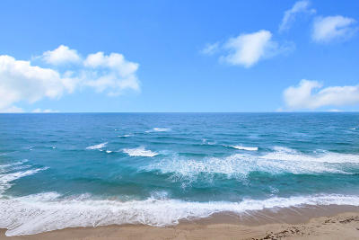 Singer Island Condo For Sale: 5200 Ocean Drive #902