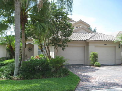 Palm Beach Gardens Rental For Rent: 950 Augusta Pointe Drive
