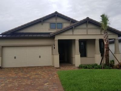 Lake Worth Single Family Home For Sale: 8298 Hanoverian Drive