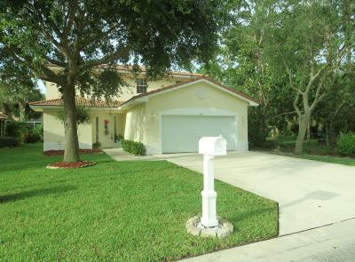 Greenacres Single Family Home For Sale: 6727 Eagle Ridge Drive