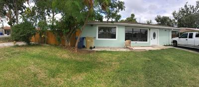 Pompano Beach Single Family Home For Sale: 4280 NE 11th Avenue NE