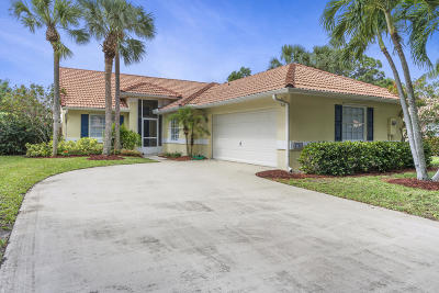 Delray Beach Single Family Home For Sale: 3730 Riverside Way