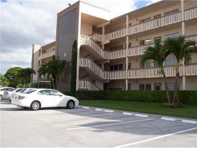 Boca Raton Condo For Sale: 3070 Wolverton D #3070