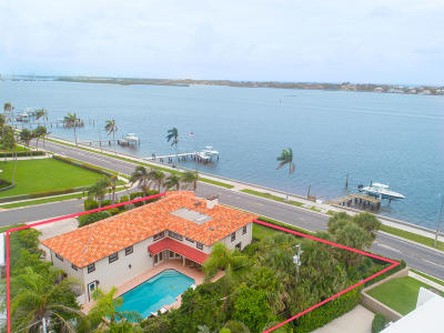 West Palm Beach Single Family Home For Sale: 108 Bloomfield Drive