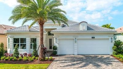 Boynton Beach Single Family Home For Sale: 8178 Pyramid Peak Lane