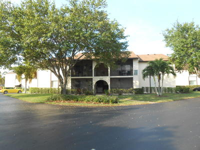 Greenacres Condo For Sale: 103 Lake Pine Circle #D-2