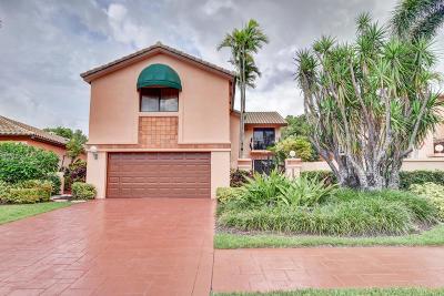 Boca Raton Single Family Home For Sale: 6382 Via Rosa