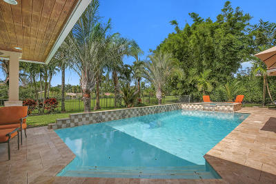 Boca Raton Single Family Home For Sale: 2233 NW 30th Road