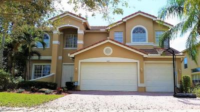 Delray Beach Single Family Home For Sale: 9755 Savona Winds Drive