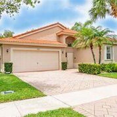 Boynton Beach Single Family Home For Sale: 12203 Castle Pines Road