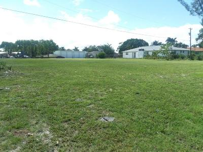 Boynton Beach Residential Lots & Land For Sale: 300 NE 2nd Street NE