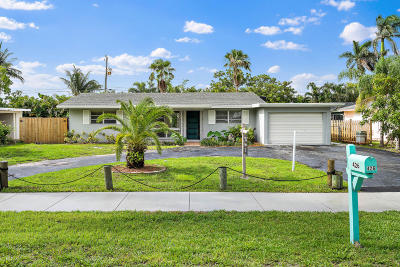 Tequesta Single Family Home For Sale: 426 Tequesta Drive