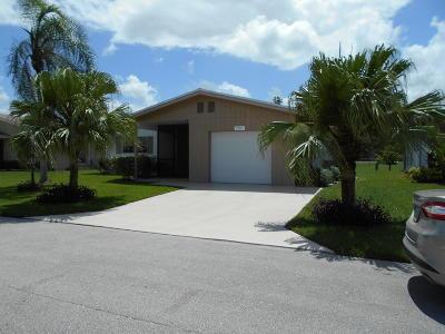 West Palm Beach Single Family Home For Sale: 3505 Amalfi Drive