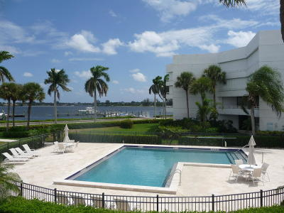 West Palm Beach Rental Leased: 3701 S Flagler Drive #A204