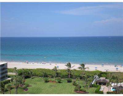Singer Island Condo For Sale: 3400 Ocean Drive #405
