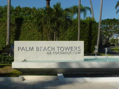 Palm Beach Condo For Sale: 44 Cocoanut Row #208a