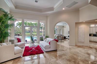 Palm Beach Gardens FL Single Family Home For Sale: $1,350,000