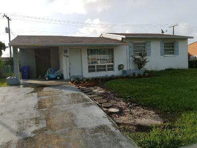 Fort Lauderdale Single Family Home Contingent: 1408 SW 47th Avenue