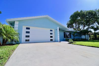 Delray Beach Single Family Home For Sale: 709 Sunshine Drive