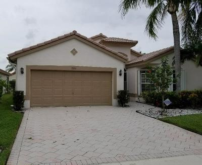 Boynton Beach Single Family Home For Sale: 12261 Prairie Dunes Road