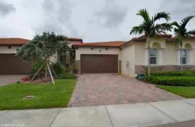 Delray Beach Single Family Home For Sale: 14763 Amerina Way