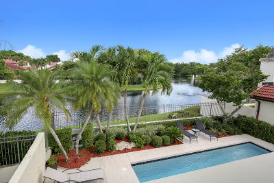 Boca Raton Single Family Home For Sale: 21868 Town Place Drive
