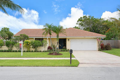 Boca Raton Single Family Home For Sale: 7005 NW 5th Avenue