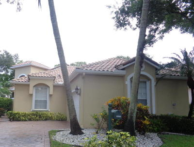 Boynton Beach Single Family Home For Sale: 5333 Brookview Drive