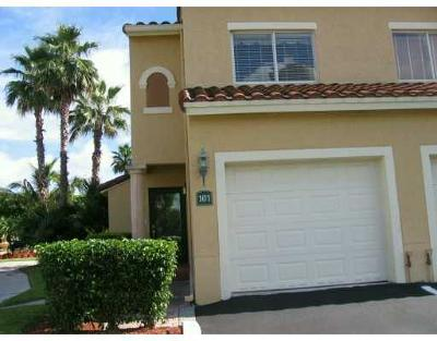 Highland Beach FL Townhouse For Sale: $454,000