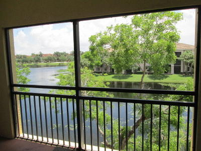 Palm Beach Gardens Rental For Rent: 2726 Anzio Court #308