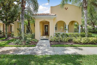 Jupiter Single Family Home For Sale: 372 San Remo Drive