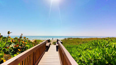 Fort Pierce Condo For Sale: 5051 A1a #4-5