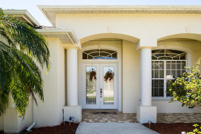 Port Saint Lucie Single Family Home For Sale: 2267 SE Heathwood Circle