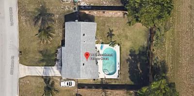 Port Saint Lucie Single Family Home For Sale: 1441 SE Delene Court