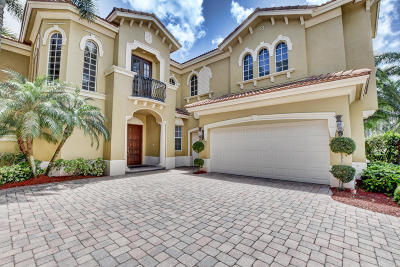Delray Beach Single Family Home For Sale: 8126 Valhalla Drive