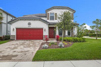 Lake Worth Single Family Home For Sale: 5956 Sandbirch Way
