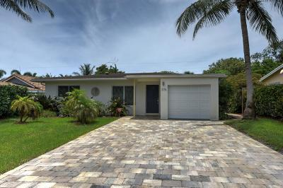 Boca Raton Single Family Home For Sale: 376 SW 2nd Street