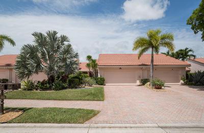 Boca Raton Single Family Home For Sale: 19800 Sawgrass Drive #3703